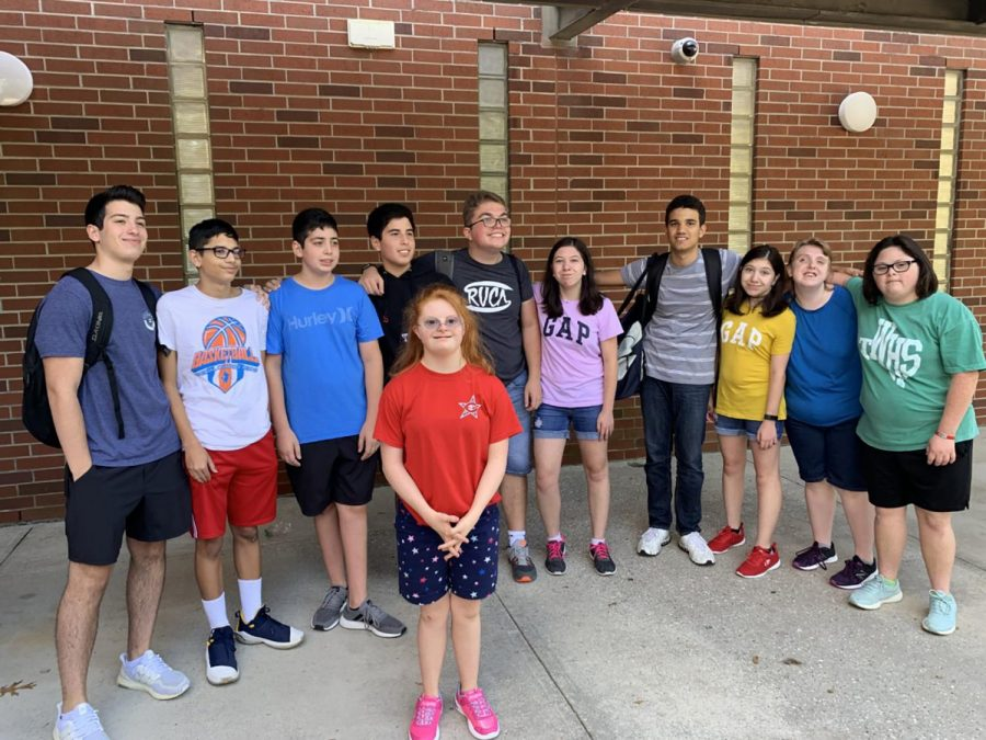 Special Ed students will compete in the upcoming Special Olympics at state