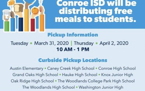 TWHS a pick up location for meals