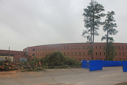 Construction begins on TWHS addition