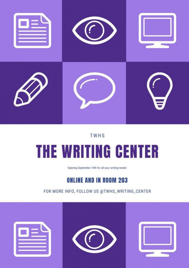 Writing center goes virtual for 2020