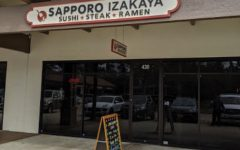 Sapporo Izakaya, located in Panther Creek Village Center in The Woodlands.