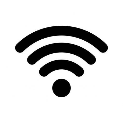 Wi-Fi internet icon